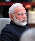Members of the Ramayalam Trust met PM Modi