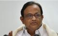 Congress leader questions P Chidambaram