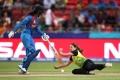 Australia won the toss as Team India put into bat