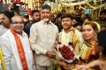 chandrababu says I have met All the telangana tdp leaders at this wedding ceremony