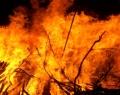 Fire at Leelavathis farm house