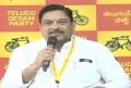 AP TDP Chief Kala Venkata Rao fires on YS Jagan