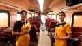 private train between varanasi and idore