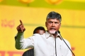 Chandrababu fires on YSRCP leaders and police at Vizag airport