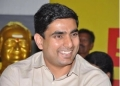 Nara Lokesh says During our tenure we have completed 67 percent fo Polavaram Project works