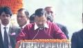 Delhi CM Kejriwal wears red sweater in Oath taking ceremony