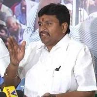 Vellampalli asks what has done by Ashok Gajapathi towards Mansas Trust