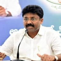 AP Education Minister Adimulapu Suresh talks about public exams