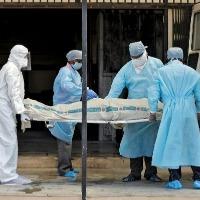 AP Corona Deaths crosses twelve thousand mark