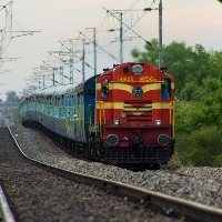 Delta and Tungabhadra Express Rails resumed Services from today