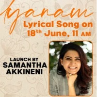 Pushpaka Vimanam lyrical song is released by Samantha