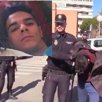 Spanish youth who killed and ate his mother sentenced