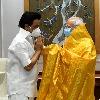 Tamilnadu CM MK Stalin met PM Modi in Delhi