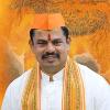 raja singh agitation at ghmc office