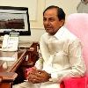 CM KCR talks to Vasalamarri village Sarpanch Anjaiah via phone call