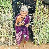 Tribal Woman Girijabai Who lived in Forest about 35 years died