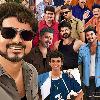 vijay birthday special looks