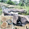 Stone Age pots and tombs unearthed by Bhadradri in Kottagudem district