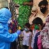 Huge dip in Telangana corona cases
