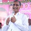 Telangana minister Harish Rao escapes unhurt