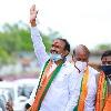 Eatala Rajendar said everybody wants TRS should be defeated
