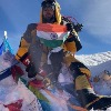 25 yr old conquers Everest days after recovering from Covid 19
