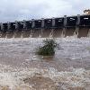 Almatti Dam water level increasing gradually