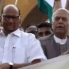 Sharad Pawar Yashwant Sinha call meet to put up united opposition