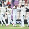 Team India bowlers took the advantage over Kiwis batsmen