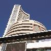 Sensex loses 282 points