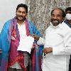 BC leader R Krishnaiah met CM Jagan in Tadepally