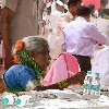 Akula Agavva Hospitalised after meals with kcr