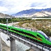 China Runs Electrified Bullet Train To Close To Aunachal Borders