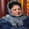 Wont Participate Elections Until Article 370 Be Restored Says Mehabooba Mufti