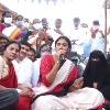Sharmila alleged CM KCR insults YSR
