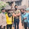 Kadapa district MRPS leaders met Sonu Sood in Mumbai