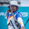 India ruled with medals in archery world cup