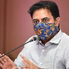 link roads will reduce traffic problems says ktr