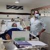 Komatireddy Venkat Reddy visits VH at Apollo Hospital in Hyderabad