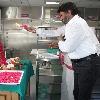 Balakrishna inaugurates plasma sterilizer in Basavaratarakam Cancer Institute
