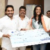 AP CM Jagan Best Wishes For Olympians