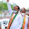 Eatala Rajender Fires Over State Government