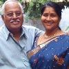 Senior actress Kavitha lost her husband due to corona