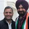 Navjot Sidhu Meets Rahul Gandhi In Delhi