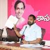 Telangana Min Sirinivas Goud Serious Over AP Ministers
