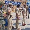 AP and Telangana Deploy police Forces Amid Hydro Power Generation At Sagar Project