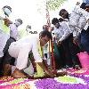 KTR Launches 7th Phase Haritha Haaram