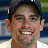 cook on india defeat