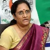 AP Women Commission Chief Vasireddy Padma visits Tejaswini body