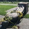 Queen Elizabeth statue dismantled in Canada